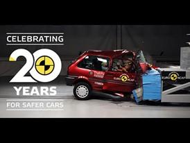 20th anniversary Euro NCAP
