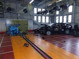 Alfa Romeo Stelvio - Frontal Offset Impact test 2017 - after crash