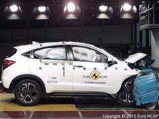 Honda HR-V - Euro NCAP Results 2015