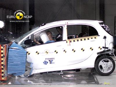 Euro NCAP Releases Results for Seven New Vehicles, Including First Test of Fully Electric Car