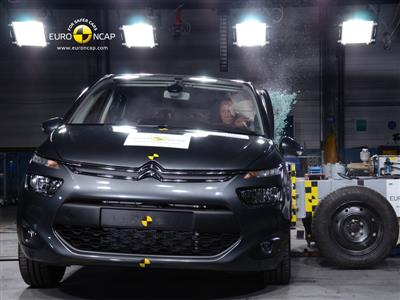 Euro NCAP Releases Results for two New Cars and New Advanced Rewards