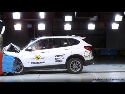 BMW X1 - Euro NCAP Results 2015
