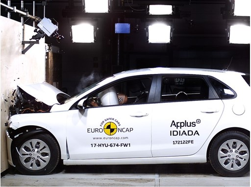 Euro NCAP Newsroom : Hyundai I30 - Euro NCAP Results 2017