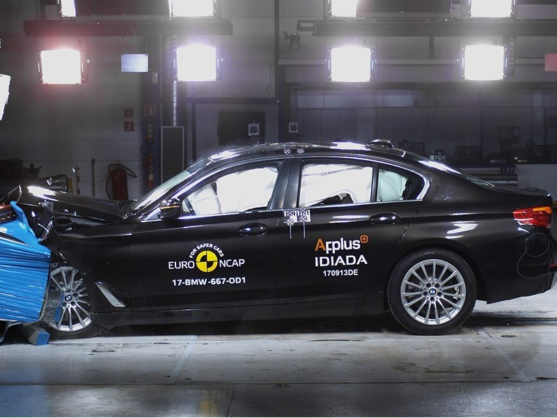 Euro NCAP Newsroom : BMW 5-Series - Euro NCAP Results 2017