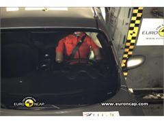 Nissan Juke - Crash Tests 2011