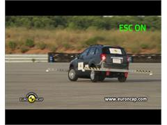 Chevrolet Captiva - Crash Tests 2011