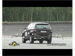Mercedes M Class - Crash Tests 2011