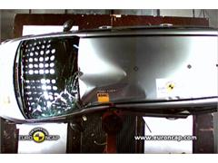 Opel Astra Zafira - Crash Tests 2011