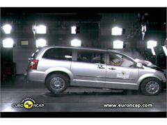 Lancia Voyager - Crash Tests 2011