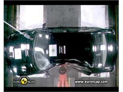 Lancia Thema - Crash Tests 2011