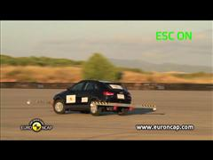Audi Q3 - Crash Test 2011