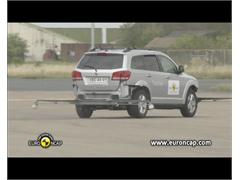 Fiat Freemont - Crash Tests 2011