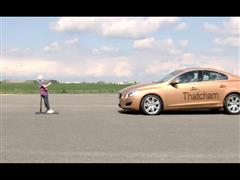 Euro NCAP - Pedestrian Safety Video