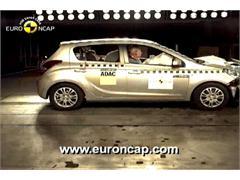 HYUNDAI I20 -  Euro NCAP Results 2009