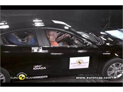 Alfa Romeo Giulietta -  Euro NCAP Results 2010
