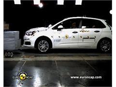 Citroen C4 -  Euro NCAP Results 2010