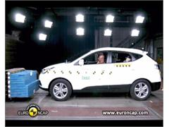 Hyundai ix35 -  Euro NCAP Results 2010
