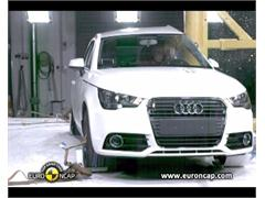 Audi A1 -  Euro NCAP Results 2010