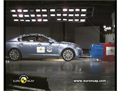 Jaguar XF -  Euro NCAP Results 2010