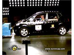 Kia Venga -  Euro NCAP Results 2010