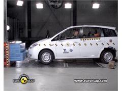 Landwind CV9 -  Euro NCAP Results 2010