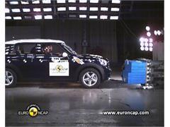 Mini Countryman -  Euro NCAP Results 2010