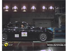 Maserati Ghibli - Euro NCAP Results 2013