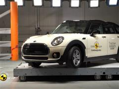 MINI Clubman-Euro NCAP Results 2015