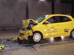 Ford Ka+ - Euro NCAP Results 2017