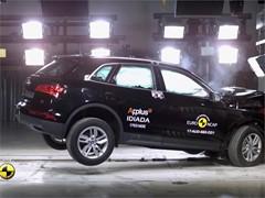 Audi Q5 - Euro NCAP Results 2017