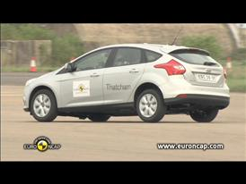 Ford Focus – ESC Test 2011