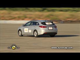 HYUNDAI i40 – ESC test