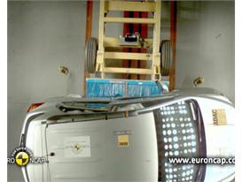 Opel Mokka Crash Test 2012