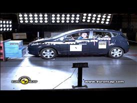 Ford Fiesta Crash Test 2012