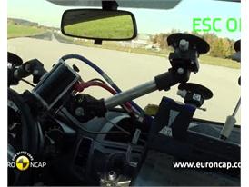 Ford Fiesta ESC Tests 2012