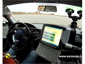 Skoda Rapid ESC Tests 2012