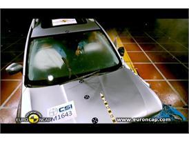 Subaru Forester Crash Test 2012
