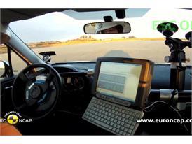 Subaru Forester ESC Tests 2012