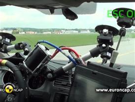 VW Golf   ESC Tests 2012
