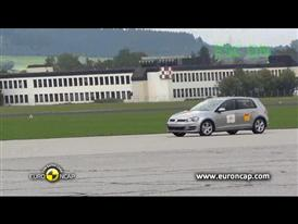 VW Golf   ESC Tests 2012
