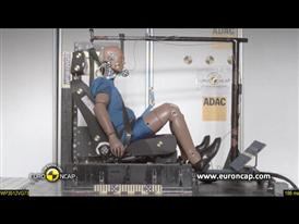 VW Golf  Crash Test 2012