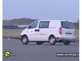 Hyundai H-1 - ESC test 2012