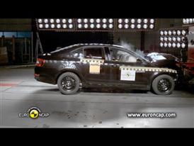 Skoda Octavia - Crash Tests 2013