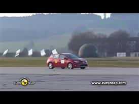 Toyota  Auris - ESC Test 2013