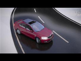 Advanced Skoda Crew Protection Assist