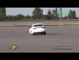 Lexus IS - ESC Test 2013