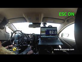 Mazda 6 - ESC Test 2013