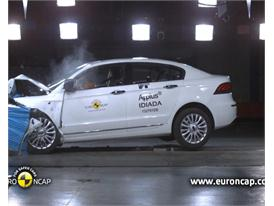 Qoros 3 Sedan - Crash Tests 2013