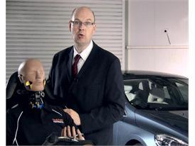 Euro NCAP Tests Car Seat Protection Against Whiplash Neck Injury