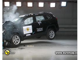 Jeep Cherokee - Crash Tests 2013
